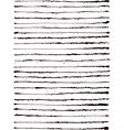 black splatter grunge lines background over white vector image vector image