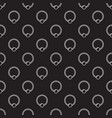 piercing seamless pattern made with captive vector image vector image