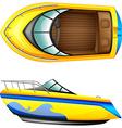 Boat vector image