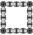 design frame vector image