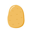 potato flat of potatoes for soup vector image
