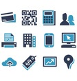 eCommerce Icons vector image vector image