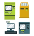Payments symbols vector image vector image