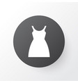 sundress icon symbol premium quality isolated vector image vector image
