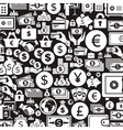 Money a background3 vector image vector image