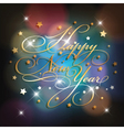 new year background 1010 vector image vector image