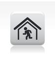 security exity icon vector image vector image