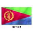 eritrea flags design vector image