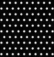 popular black vintage dots abstract pastel pattern vector image
