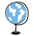 a globe or color vector image