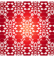 background with seamless pattern eight vector image vector image