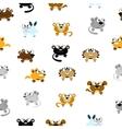 Cartoon funny animals vector image vector image