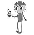 Coffee vector image vector image