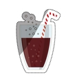 Delicious and fresh soda vector image vector image
