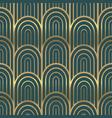gold art deco vintage fashion seamless pattern