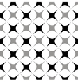 the pattern gray and black stylized squares vector image