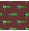 angle grinder seamless pattern vector image vector image