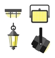 Light equipment vector image