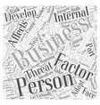 personal development entrepreneur business Word