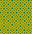 Celtic seamless pattern Abstract vintage geometric vector image