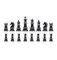 Chess icons vector | Price: 1 Credit (USD $1)
