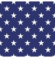 Patriotic USA seamless pattern vector image