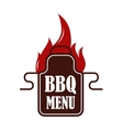 BBQ set vector image vector image
