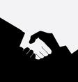 Handshake1 vector image