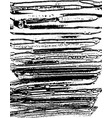 ink sponge background vector image