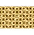 wickerwork pattern vector image