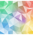Brilliant pattern Diamond triangle background vector image vector image