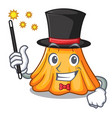 magician skirt in a on character beautiful vector image