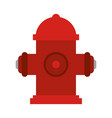 water hydrant icon image vector image vector image