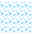 Colorful stars seamless pattern vector image vector image