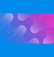 minimal gradient background liquid color vector image vector image