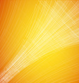 Abstract orange vector image