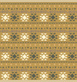 ethnic pattern aztec geometric background vector image vector image