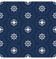 Maritime mood pattern vector image