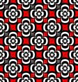 seventies flower vector image vector image
