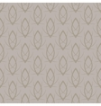 seamless elegant gold pattern background vector image