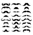 Huge set mustache