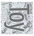 Toy game hobby Word Cloud Concept