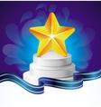 award concept vector image