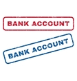 bank account rubber stamps