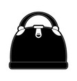 woman fashion bag vector image