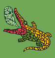 Sun Sea Summer - Set 3 vector image