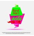 Super Sale Banner Design vector image vector image