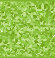 folliage summer seamless pattern endless leaves vector image vector image
