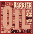 The Muir Lock Monster Released text background vector image vector image