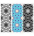 arab mosaic islamic seamless pattern
